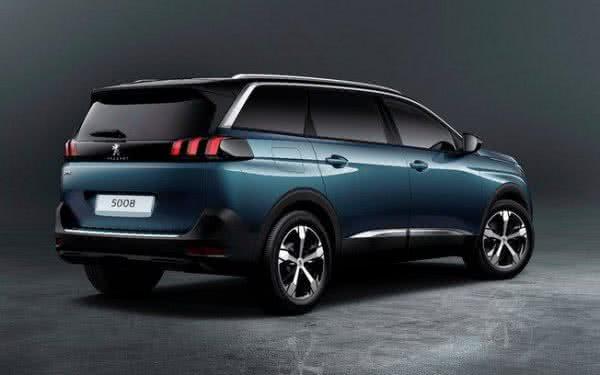 Peugeot-5008-2022-8-600x375 Novo Peugeot 5008 2022: Consumo, Fotos, Ficha Técnica, Preços