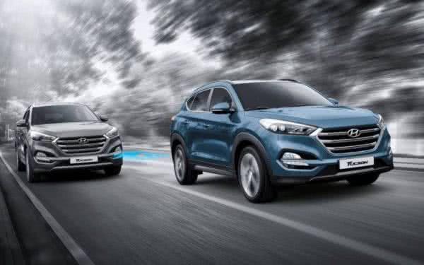 Tucson-Hyundai-2022-11-600x375 Tucson Hyundai 2022: Preços, Fotos e Ficha Técnica, Versões