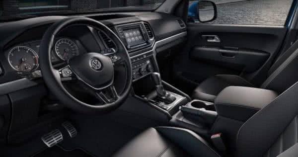 Volkswagen-Amarok-2022-4-600x316 Volkswagen Amarok 2022: Preço, Versões, Fotos Ficha Técnica