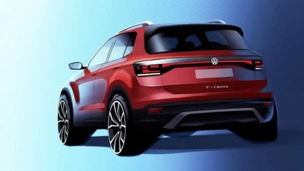 Volkswagen-T-Cross-2022-1-600x338 Volkswagen T-Cross 2022: Preço, Versões, Fotos Ficha Técnica