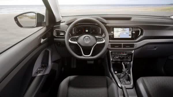 Volkswagen-T-Cross-2022-10-600x338 Volkswagen T-Cross 2022: Preço, Versões, Fotos Ficha Técnica