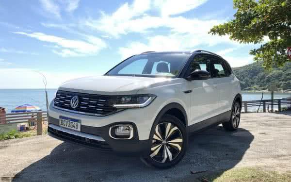 Volkswagen-T-Cross-2022-11-600x375 Volkswagen T-Cross 2022: Preço, Versões, Fotos Ficha Técnica