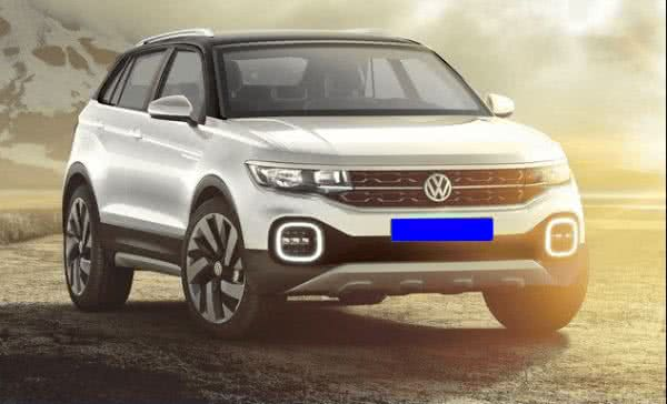 Volkswagen-T-Cross-2022-2-600x364 Volkswagen T-Cross 2022: Preço, Versões, Fotos Ficha Técnica