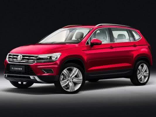 Volkswagen-T-Cross-2022-5-533x400 Volkswagen T-Cross 2022: Preço, Versões, Fotos Ficha Técnica