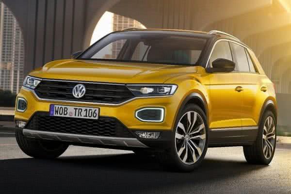 Volkswagen-T-Cross-2022-600x400 Volkswagen T-Cross 2022: Preço, Versões, Fotos Ficha Técnica
