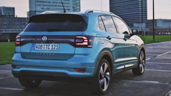 Volkswagen-T-Cross-2022-9-600x338 Volkswagen T-Cross 2022: Preço, Versões, Fotos Ficha Técnica