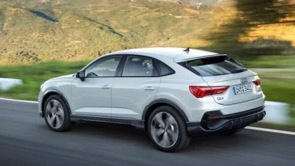 Audi-Q3-Sportback-2022-11-600x338 Audi Q3 Sportback 2022: Preço, Lançamento, Fotos e Itens