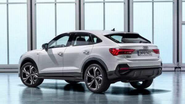Audi-Q3-Sportback-2022-12-600x338 Audi Q3 Sportback 2022: Preço, Lançamento, Fotos e Itens