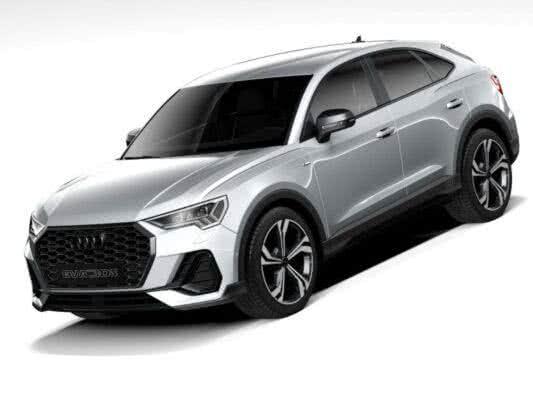 Audi-Q3-Sportback-2022-13-533x400 Audi Q3 Sportback 2022: Preço, Lançamento, Fotos e Itens
