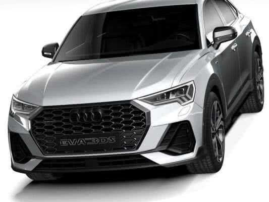 Audi-Q3-Sportback-2022-14-533x400 Audi Q3 Sportback 2022: Preço, Lançamento, Fotos e Itens