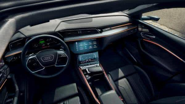 Audi-e-tron-2022-07-600x338 Audi E-tron 2022: Preço, Consumo, Fotos, Itens, Ficha Técnica