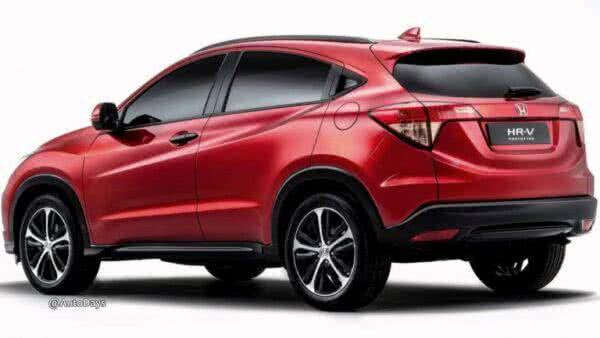 Honda-HR-V-3-600x338 Honda HR V 2022: Ficha Técnica, Preço, Fotos, Consumo