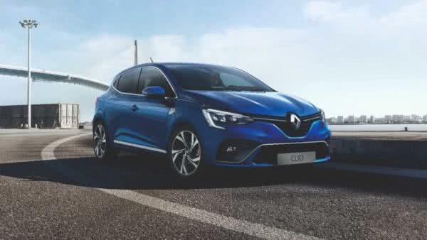 novo-Renault-Clio-12-600x338 Renault Clio 2022: Fotos, Preços, Ficha Técnica, Novidades