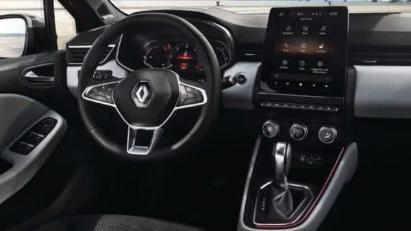 novo-Renault-Clio-7-600x338 Renault Clio 2022: Fotos, Preços, Ficha Técnica, Novidades