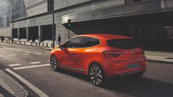 novo-Renault-Clio-9-600x338 Renault Clio 2022: Fotos, Preços, Ficha Técnica, Novidades