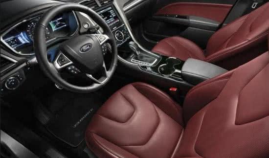 Ford-Fusion-12 Ford Fusion 2022: Ficha Técnica, Preço, Fotos, Consumo