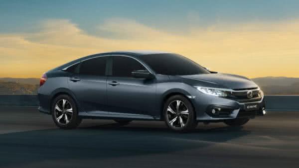 Honda-Civic-600x338 Honda Civic 2022: Ficha Técnica, Preço, Fotos, Consumo